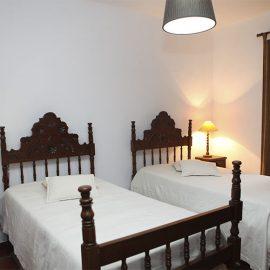 horta da roda quarto nespereira camas